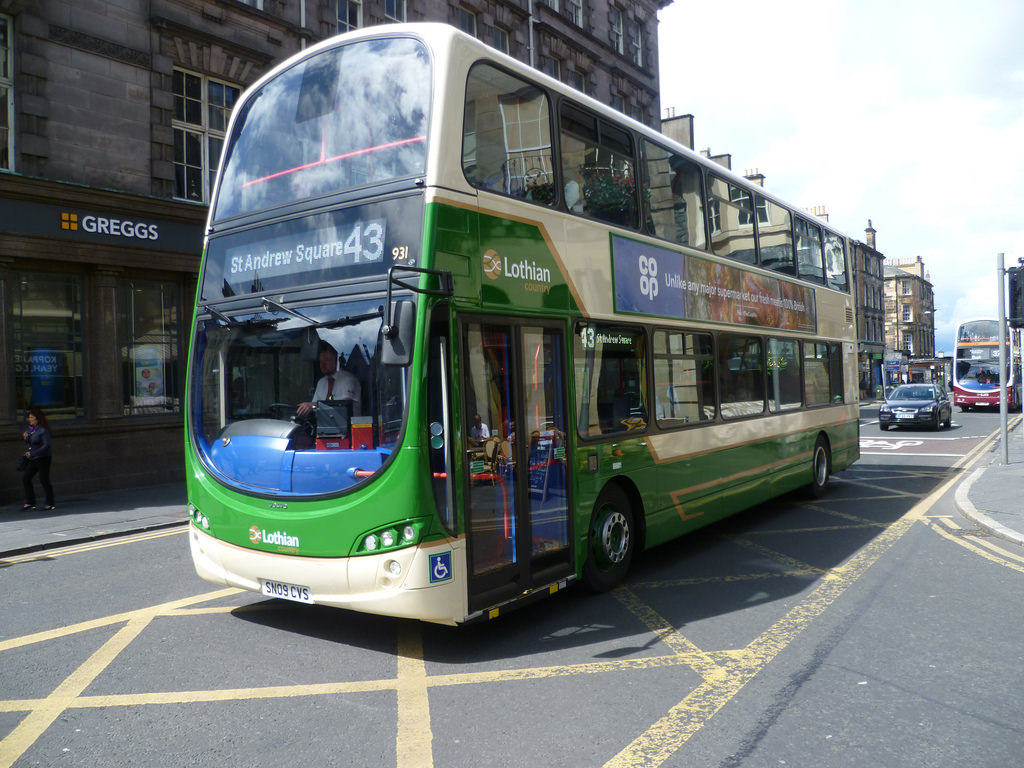 43 bus manchester timetable