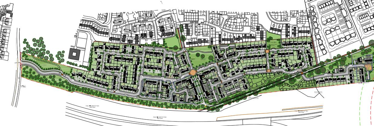 Changes made to South Scotstoun housing plan | Cllr Kevin Lang and ...